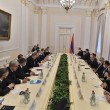 Russian-Armenian intergovernmental meeting takes place in Yerevan on Nov. 21