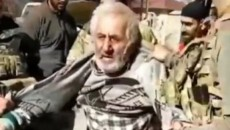 80-year-old Jonik Tatevosyan is being dragged on the streets of Shushi by Azeri soldiers