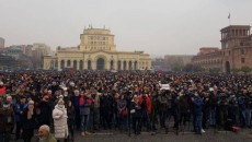 VIEW GALLERY: Thousands turn out for opposition National Salvation Movements protest on Dec. 22