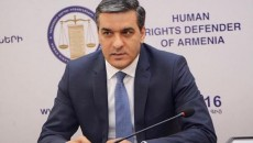 Armenia's Human Rights Defender Arman Tatoyan