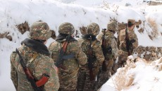 Soldiers of the Artsakh Armed Forces