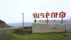 Artsakh Hadrut region came under attack by Azerbaijani forces