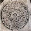 Detail from a khatchkar at Dadivank Monastery (Photo by Heather Krafian)