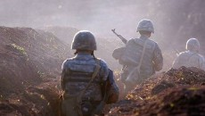 Artsakh soldiers
