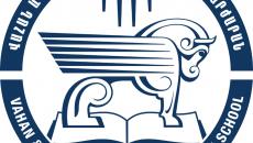 Vahan and Anoush Chamlian Armenian School logo