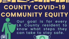 The Armenian Relief Society of Western USA, Social Services has been selected as one of 25 organizations to receive an award from the County Covid-19 Community Equity Fund