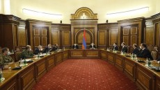 Armenia's National Security Council meets on Jan. 3
