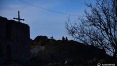 The border in Syunik