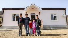 Five of the six Avagyan children: Raffi, 13; Vahram, 15; Varushik, 5; Marinka, 7; and Zaqar, 9