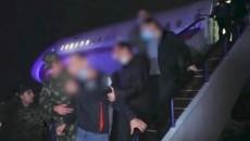 On Feb. 9, five more POWs returned to Armenia