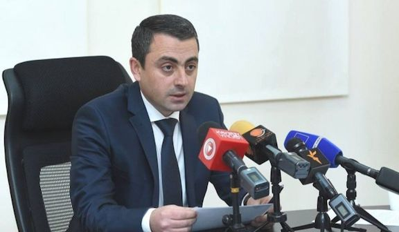 Chair of the ARF Supreme Council of Armenia Ishkhan Saghatelyan