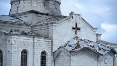 The bombing of Ghazanchetots Cathedral by Azerbaijan was cited by the U.S. Commission on International Religious Freedom