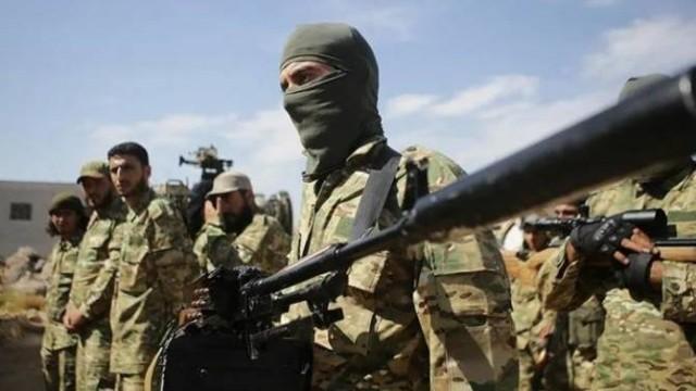 Islamic mercenaries, backed by Turkey, who fought alongside Azerbaijani soldiers still remain in region