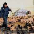 Armenian customs agents seize some 800 pounds of contraband heroin