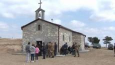 The Zoravor Surp Astvatsatsin Church in Mekhakavan was completely destroyed by Azerbaijan