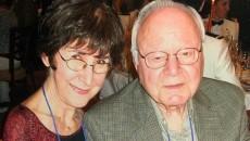 Eva and the late Jack Medzorian
