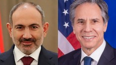 Prime Minister Nikol Pashinyan held a telephone conversation with Secretary of State Antony Blinken on March 5