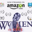 """Women on 1915"" will begin streaming on Amazon on March 8"