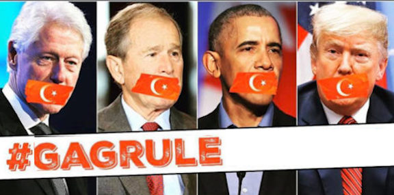Turkey's gag rule guided previous administrations