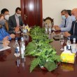 U.S. Ambassador Lynne Tracy meets with Syunik officials