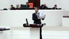 Garo Paylan in the Turkish Parliament