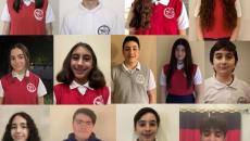 LA County Science Fair Winners of Chamlian Armenian School