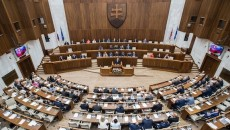 Slovakian parliament