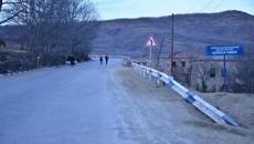 The Surnukh-Davit Beg section of the Kapan-Yerevan highway