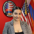 Araksyan Nordikyan is the 2021 ANCA-WR Karabian Fellow