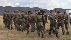 Armenian servicemen